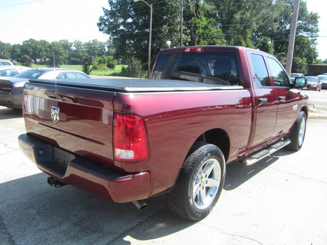 2016 Ram 1500 Express Quad Cab Houston, Mississippi 4