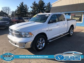 2016 Ram 1500 Big Horn 4wd in Lapeer, MI 48446