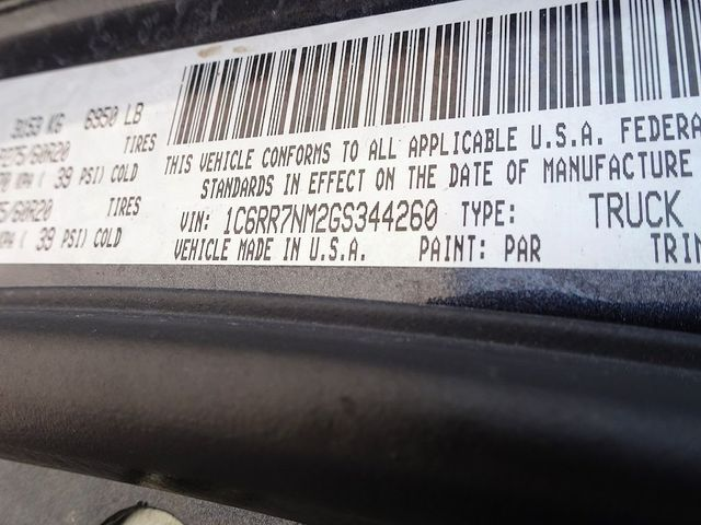 2016 Ram 1500 Laramie Madison, NC 53