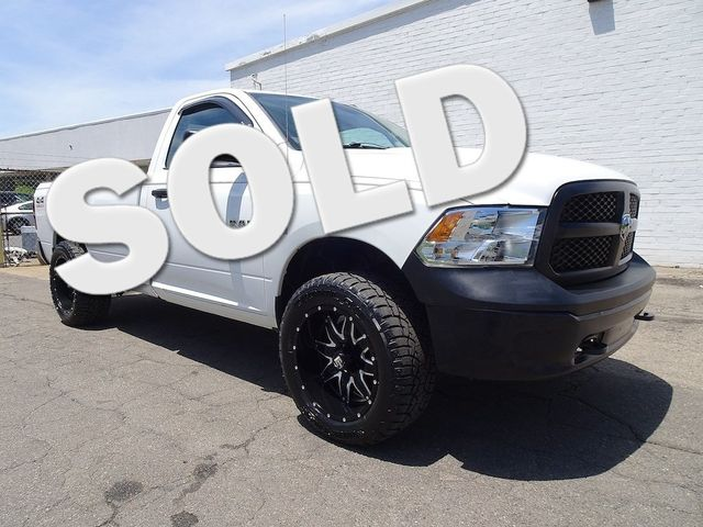 2016 Ram 1500 Tradesman Madison, NC 0