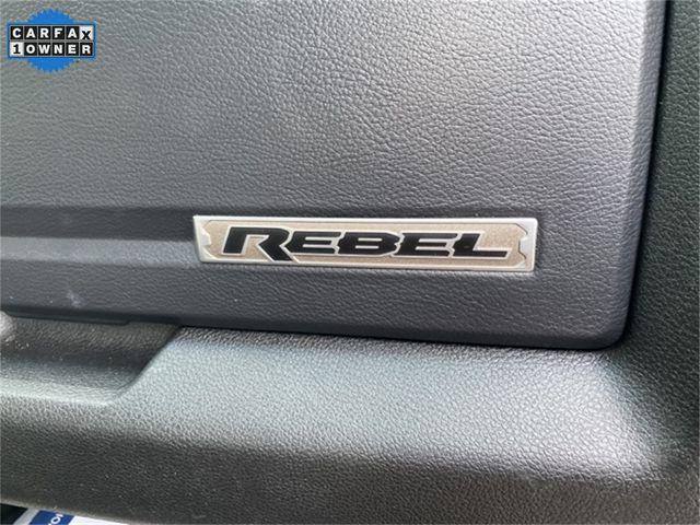 2016 Ram 1500 Rebel Madison, NC 20