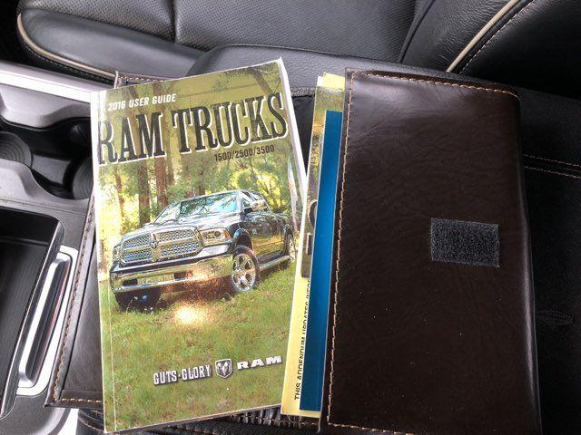 2016 Dodge Ram 4x4 ECO-DIESEL Laramie Longhorn Limited in Marble Falls, TX 78654
