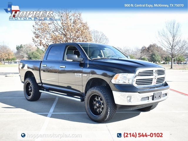 2016 Ram 1500 Lone Star LIFT KIT CUSTOM WHEELS AND TIRES