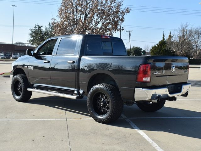 2016 Ram 1500 Lone Star LIFT KIT CUSTOM WHEELS AND TIRES in McKinney, Texas 75070
