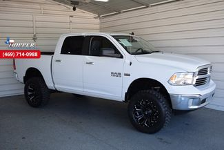 2016 Ram 1500 Big Horn NEW LIFT W/CUSTOM WHEELS & RIMS in McKinney Texas, 75070