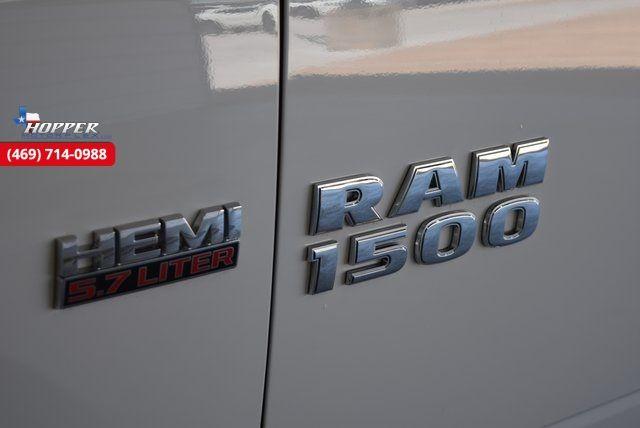 2016 Ram 1500 Big Horn LIFTED W/CUSTOM WHEELS & TIRES in McKinney Texas, 75070