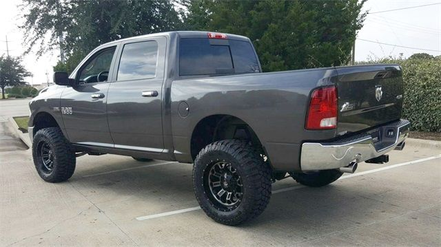 2016 Ram 1500 Big Horn LIFT/WITH CUSTOM TIRES AND WHEELS in McKinney Texas, 75070