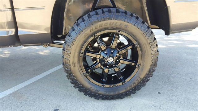 2016 Ram 1500 Big Horn LIFTED/WITH CUSTOM WHEELS AND TIRES in McKinney, Texas 75070