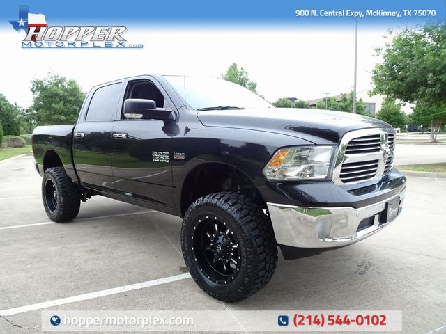 2016 Ram 1500 Big Horn LIFT/CUSTOM WHEELS AND TIRES