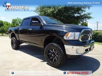 2016 Ram 1500 Lone Star LIFT/CUSTOM WHEELS AND TIRES in McKinney, Texas 75070
