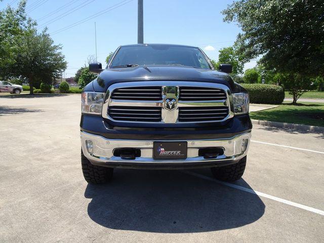 2016 Ram 1500 Lone Star LIFT/CUSTOM WHEELS AND TIRES in McKinney, Texas 75070