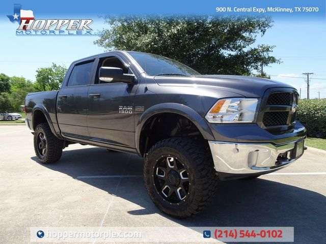 2016 Ram 1500 Outdoorsman LIFT/WITH CUSTOM WHEELS AND TIRES