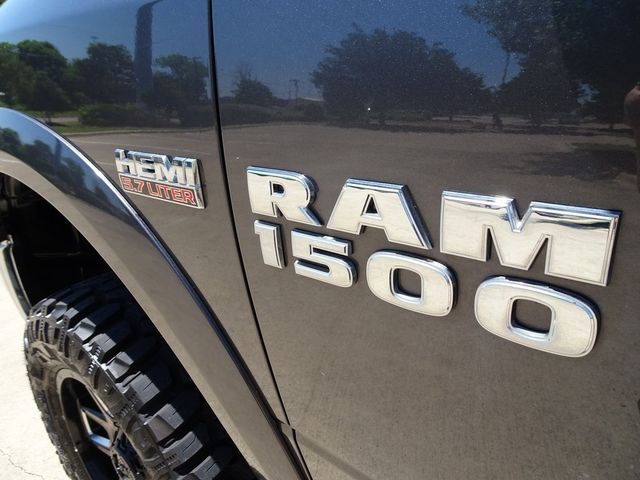 2016 Ram 1500 Outdoorsman LIFT/WITH CUSTOM WHEELS AND TIRES in McKinney, Texas 75070