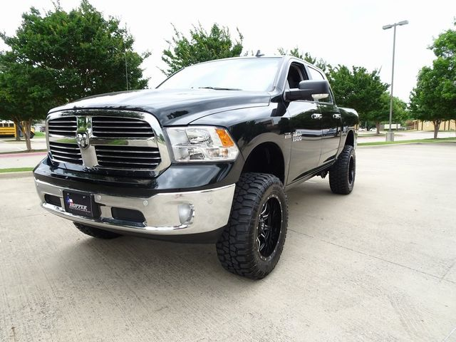 2016 Ram 1500 Big Horn LIFT/CUSTOM WHEELS AND TIRES in McKinney, Texas 75070