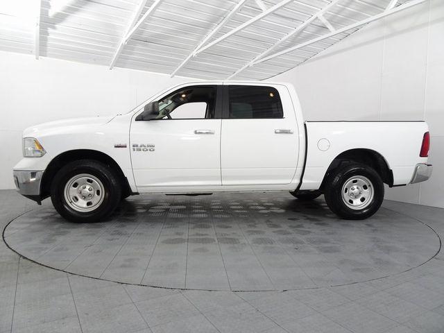 2016 Ram 1500 SLT LIFT/CUSTOM WHEELS AND TIRES in McKinney, Texas 75070