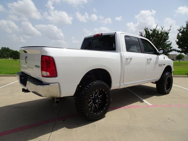 2016 Ram 1500 SLT LIFT/CUSTOM WHEELS AND TIRES in McKinney, Texas 75070