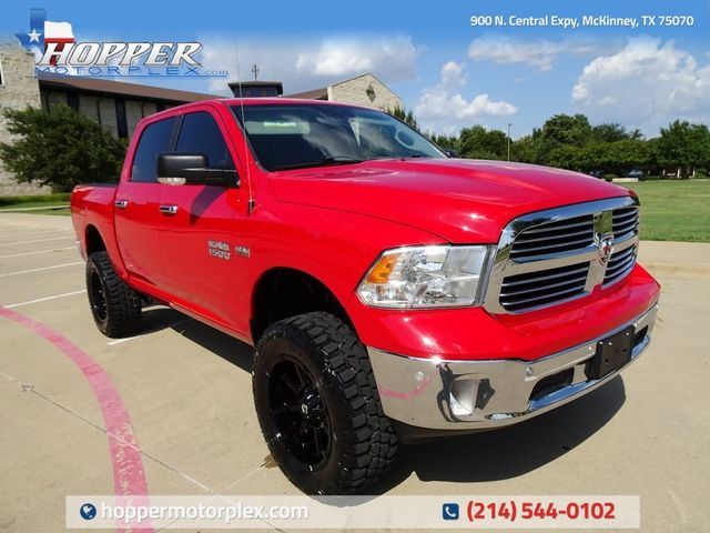 2016 Ram 1500 Lone Star LIFT/CUSTOM WHEELS AND TIRES