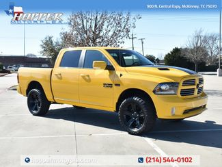 2016 Ram 1500 Sport NEW LIFT/CUSTOM WHEELS AND TIRES in McKinney, Texas 75070