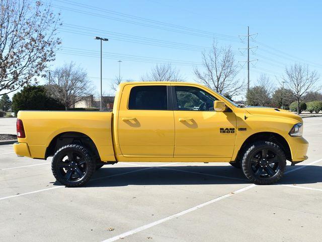 2016 Ram 1500 Sport NEW LIFT/CUSTOM WHEELS AND TIRES in McKinney, Texas 75070