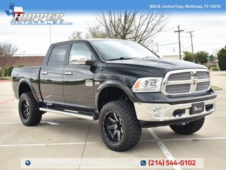 2016 Ram 1500 Laramie Longhorn NEW LIFT/CUSTOM WHEELS AND TIRES in McKinney, Texas 75070