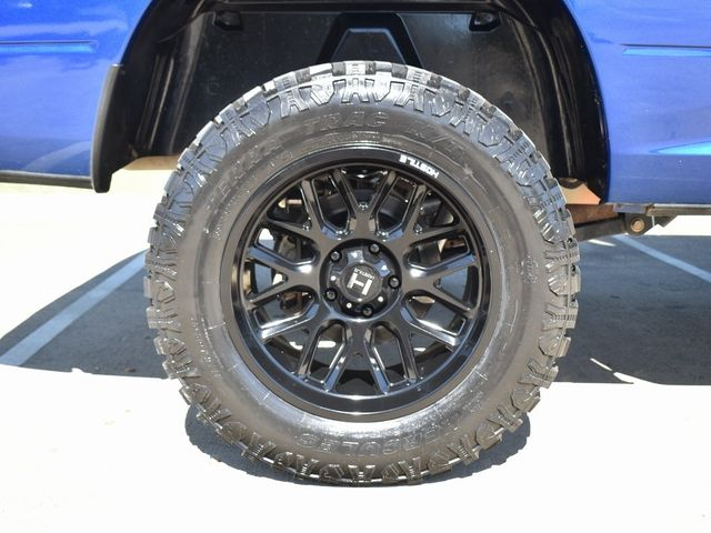 2016 Ram 1500 Big Horn CUSTOM LIFT/WHEELS AND TIRES in McKinney, Texas 75070