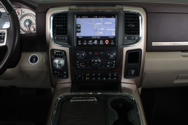 2016 Ram 1500 Longhorn Crew Cab 4x4 - DIESEL - NAV - SUNROOF! Mooresville , NC 10
