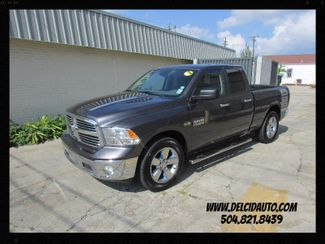 2016 Ram 1500 Big Horn, Low Miles! Bluetooth! HEMI! in New Orleans Louisiana, 70119