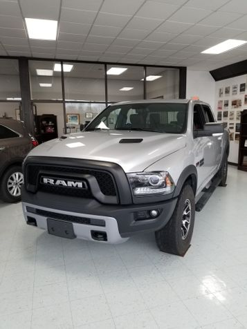 2016 Ram 1500 Rebel Crew Cab 4X4 w Air Ride, Lux | Rishe's Import Center in Ogdensburg, NY