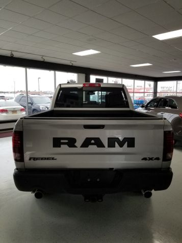 2016 Ram 1500 Rebel Crew Cab 4X4 w Air Ride, Lux   Rishe's Import Center in Ogdensburg, NY