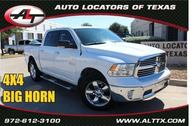 2016 Ram 1500 Big Horn in Plano, TX 75093