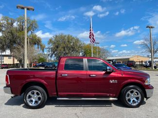 2016 Ram 1500 LARAMIE CREWCAB 4X4 LEATHER CARFAX CERT  Plant City Florida  Bayshore Automotive   in Plant City, Florida