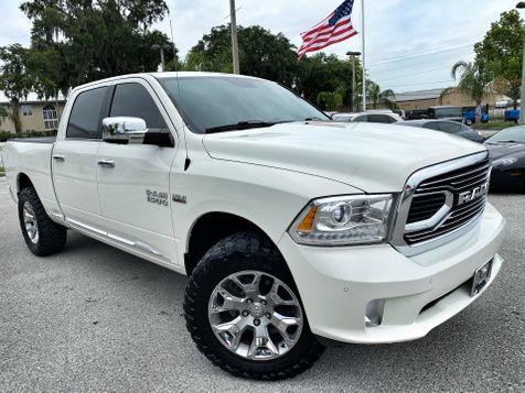 2016 Ram 1500 LIMITED 4X4 HEMI V8 NAV ROOF CARFAX CERT 1 OWN in Plant City, Florida