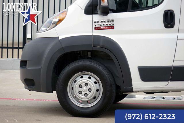 2016 Ram 1500 ProMaster Van Clean Carfax Warranty in Carrollton, TX 75006