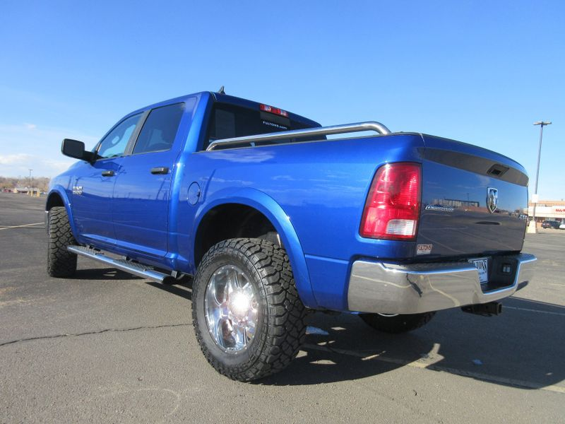2016 Ram 1500 Lifted Crew Cab 4X4 Outdoorsman  Fultons Used Cars Inc  in , Colorado