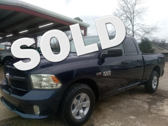 2016 Ram 1500 Quad Cab Express Houston, Mississippi
