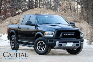 2016 Ram 1500 Rebel 4x4 Crew Cab with 5.7L HEMI V8, in Eau Claire, Wisconsin