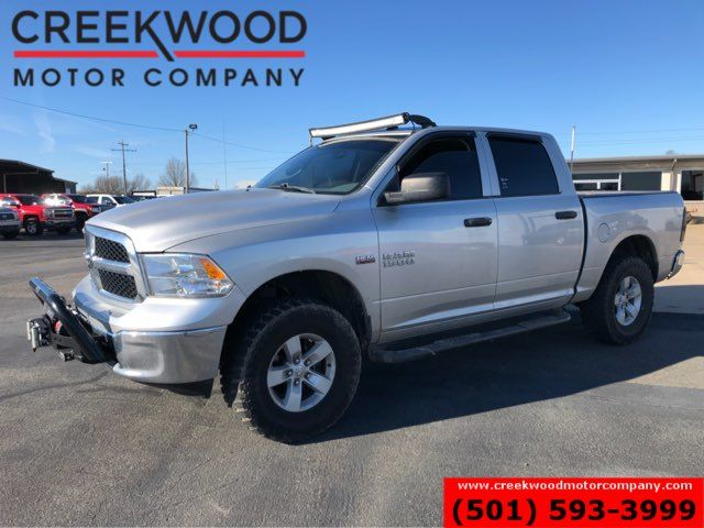 2016 Ram 1500 Dodge Leveled 20s New Tires 1 Owner Low Miles Cloth NICE