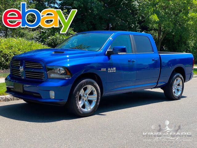 2016 Ram 1500 Sport 4x4 MINT 1-OWNER ONLY 9K MILES WOW in Woodbury, New Jersey 08093