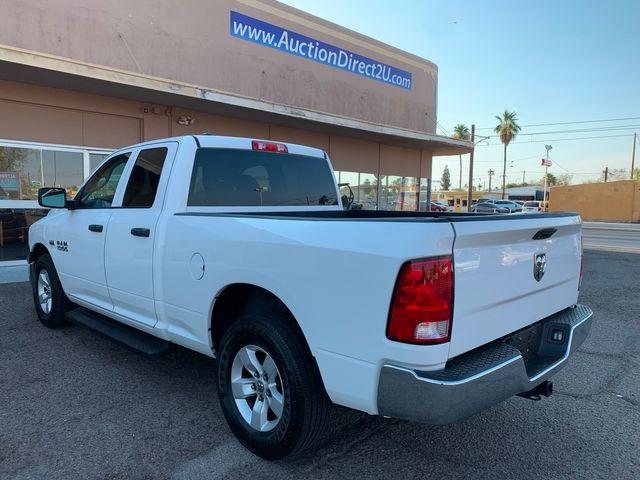 2016 Ram 1500 Tradesman Quad Cab 3 MONTH/3,000 MILE NATIONAL POWERTRAIN WARRANTY Mesa, Arizona 2