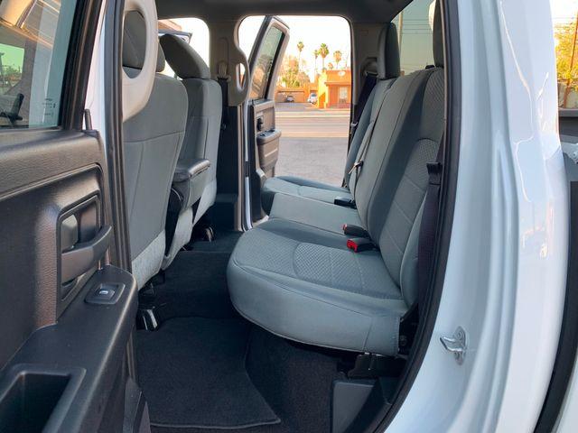 2016 Ram 1500 Tradesman Quad Cab 3 MONTH/3,000 MILE NATIONAL POWERTRAIN WARRANTY Mesa, Arizona 10