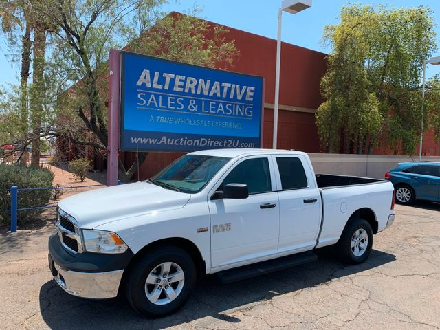 2016 Ram 1500 Tradesman Quad Cab 3 MONTH/3,000 MILE NATIONAL POWERTRAIN WARRANTY Mesa, Arizona