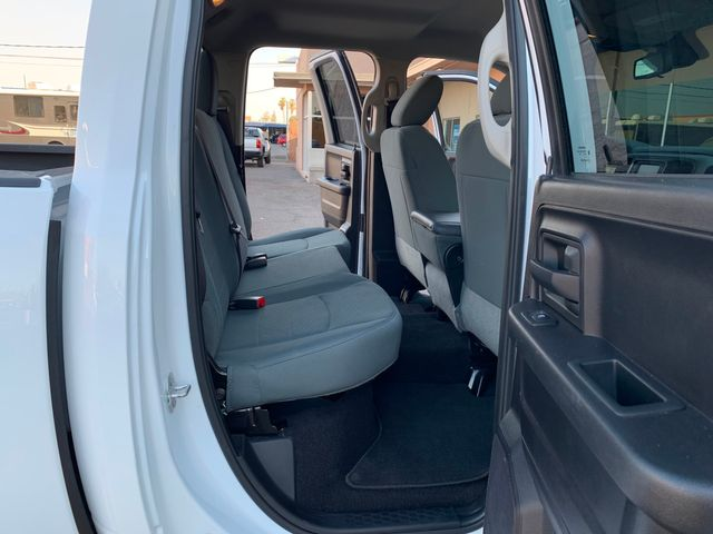 2016 Ram 1500 Tradesman Quad Cab 3 MONTH/3,000 MILE NATIONAL POWERTRAIN WARRANTY Mesa, Arizona 12