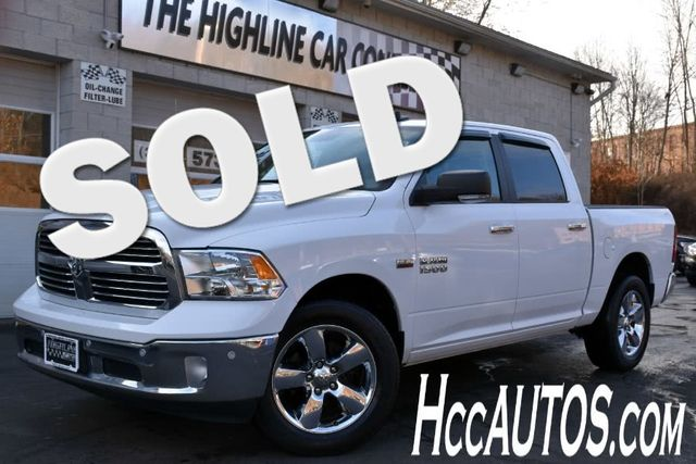 2016 Ram 1500 Big Horn Waterbury, Connecticut