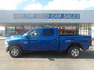 2016 Ram 2500 Tradesman  Abilene TX  Abilene Used Car Sales  in Abilene, TX