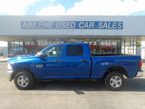 2016 Ram 2500 Tradesman in Abilene, TX
