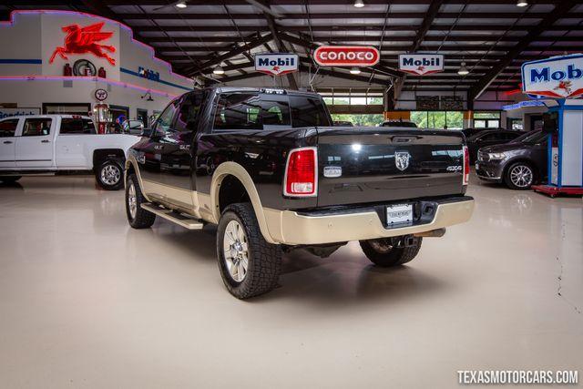 2016 Ram 2500 Laramie Longhorn 4X4 in Addison Texas, 75001