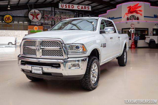 2016 Ram 2500 Laramie 4X4 in Addison, Texas 75001