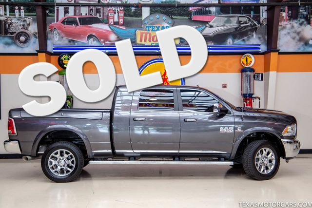 2016 Ram 2500 Longhorn Limited 4x4