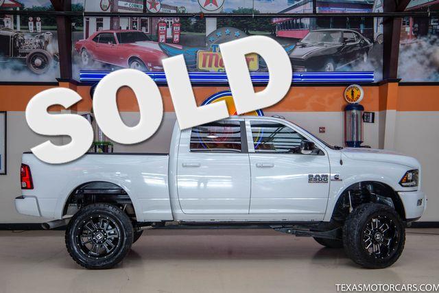 2016 Ram 2500 SRW Laramie 4x4