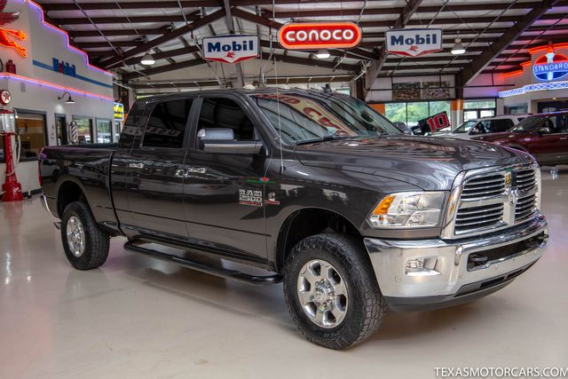2016 Ram 2500 Big Horn SRW 4x4 in Addison, Texas 75001